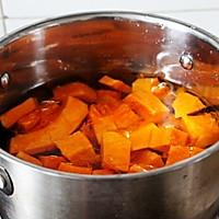 南瓜浓汤的做法图解3