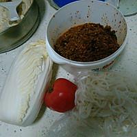 炒米线的做法图解1