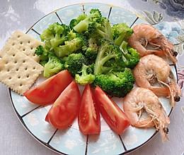减肥-轻食、为自己准备的午餐的做法