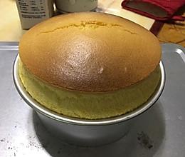 海绵蛋糕(6寸)的做法
