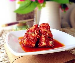 稀饭必备----自制健康麻辣豆腐乳的做法