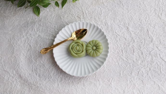 #资深营养师#5分钟学会的甜点Q弹抹茶布丁