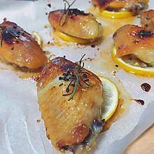 蜂蜜芥末烤翅