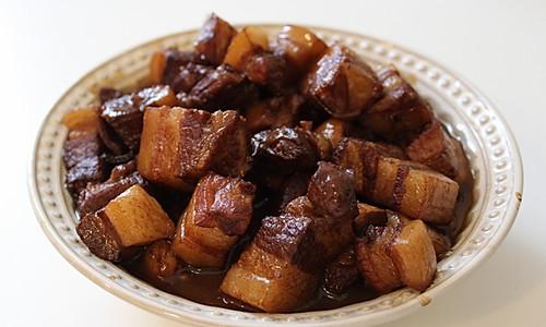 不放一滴油的私家烧肉 改版红烧肉的做法