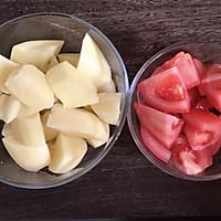 #助力高考营养餐#番茄土豆炖牛腩的做法图解13