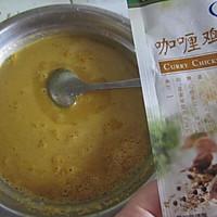 咖喱鸡块土豆的做法图解4
