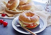果仁贝果——低脂低糖的健康面包的做法