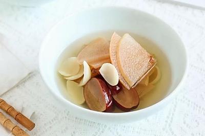 节气美食减肥版 | 芒种忙中优雅,梅煮百合梨汤,吃甜食不怕胖