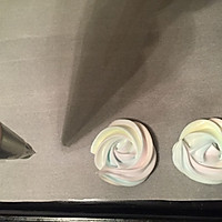 梦幻蛋白曲奇Meringue Cookies的做法图解9