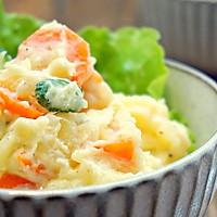 日式土豆沙拉#春天不减肥,夏天肉堆堆#的做法图解19