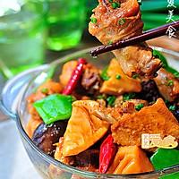 鲜香滑嫩的超级经典下饭菜【黄焖鸡】的做法图解8