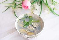 #洗手作羹汤#白胡椒生蚝汤的做法