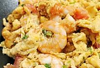 低热量高蛋白滑蛋虾仁的做法