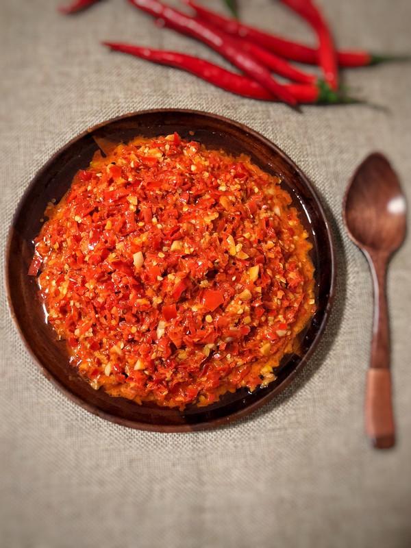 万能辣椒酱的做法