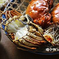 【清蒸大闸蟹】附:螃蟹挑选以及保存法的做法图解10