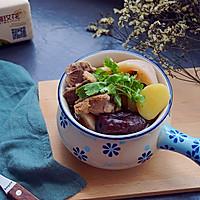 猪尾骨莲藕汤的做法图解15
