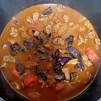#牛气冲天#番茄土豆炖牛肉的做法图解10
