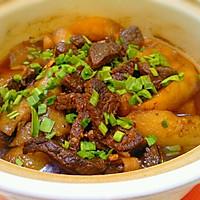 牛肉炖萝卜﹝香烂的牛肉*入口即化的萝卜,拌着浓浓的蒜香﹞的做法图解10