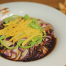 超入味de茄子·蓑衣茄子 ·夏季必备凉拌菜