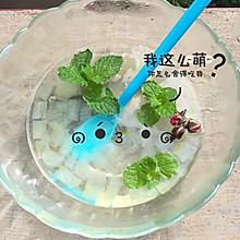 芦荟蜂蜜茶