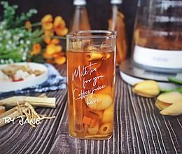 竹蔗茅根饮(自制夏日降火饮品)的做法