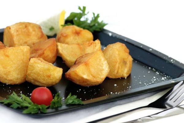 椒盐土豆的做法