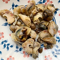 #秋天怎么吃#韭菜炒海螺肉的做法图解1