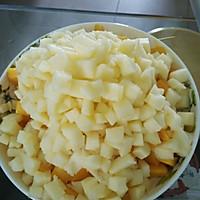 芒果苹果派(九寸)的做法图解8