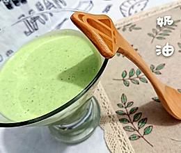 抗癌食谱【豌豆奶昔】奶油豌豆泥的做法