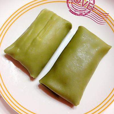 抹茶~芒果班戟(ji)