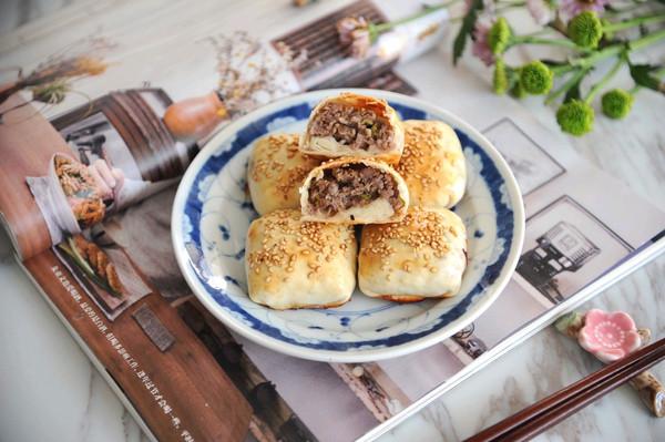 【烤箱版】新疆羊肉烤包子
