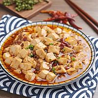 今天就做这道经典下饭菜——麻婆豆腐的做法图解14