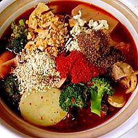 火锅烩菜的做法图解4