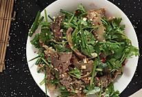 干拌牛肉的做法
