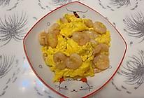#餐桌上的春日限定# 葱香虾仁滑蛋的做法