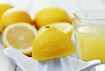 柠檬水的做法