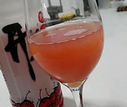 新年到,健康饮品喝起来——自制开胃山楂汁的做法
