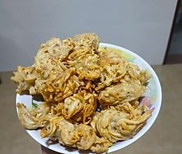 香酥芋头丝的做法