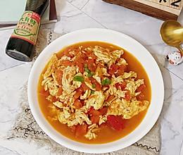 #一勺葱伴侣,成就招牌美味#西红柿炒鸡蛋的做法