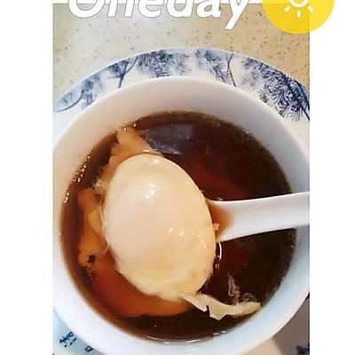 黑糖姜茶煮蛋