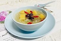 #换着花样吃早餐#苹果银耳红枣汤的做法
