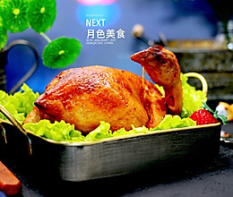 """让人""""销魂""""的奥尔良烤全鸡的做法"""