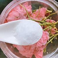 盐渍樱花、樱叶&樱花酱的做法图解17