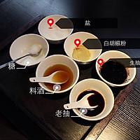 老上海的肉饼子炖蛋的做法图解1