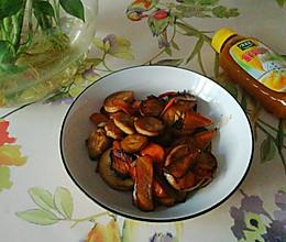 #太太乐鲜鸡汁玩转健康快手菜#鸡汁蚝油杏鲍菇的做法
