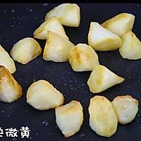 拔丝山药  宝宝辅食食谱的做法图解6