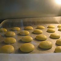 孩子们的小零食——蛋黄饼干的做法图解6