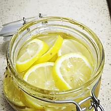 最养颜的蜂蜜柠檬茶