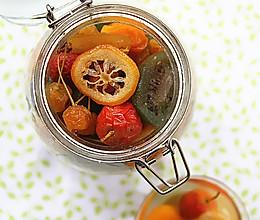 秋季润喉果茶的做法