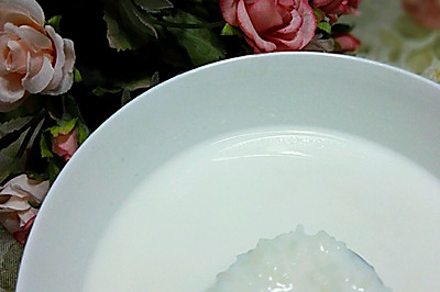 自酿甜米酒(醪糟)